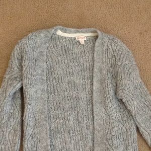 I trade! Cat & Jack girls XL cardigan
